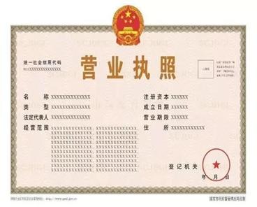 云南省电子营业执照管理暂行办法的通知